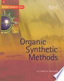 Organic Synthetic Methods