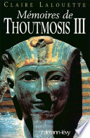 M  moires de Thoutmosis III
