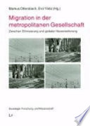 Migration in der metropolitanen Gesellschaft