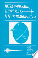 Ultra Wideband  Short Pulse Electromagnetics 3