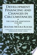Development Financing   Changes