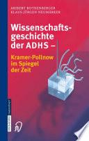 Wissenschaftsgeschichte der ADHS