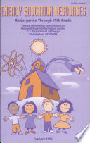 Energy Education Resources
