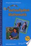 Lebensnahe Sachaufgaben Mathematik