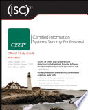 Isc 2 Cissp Certified Information Systems Security Professional Official Study Guide