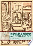 Johannes Gutenberg and the Printing Press History