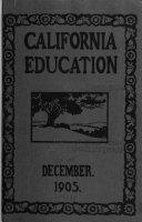 California Education : ...