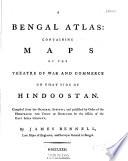 A Bengal Atlas