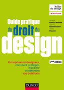 illustration Guide pratique du droit du design - 2e éd. - Entreprises et designers