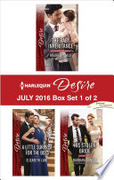 Harlequin Desire July 2016   Box Set 1 of 2