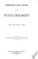 1st  23d Report of the State Geologist