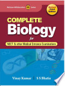 Complete Biology for Medical College Entrance Examination