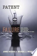 Patent Failure