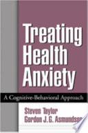 Treating Health Anxiety