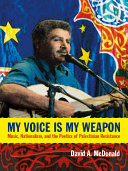 My Voice Is My Weapon Book