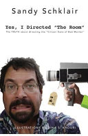 Yes, I Directed The Room : room and hired me to direct...