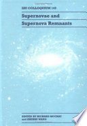Supernovae and Supernova Remnants