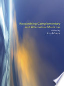Researching Complementary And Alternative Medicine