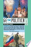 Vent anni di Russia   Geopolitica vol  I no  1  Primavera 2012