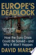 Europe s Deadlock Book PDF