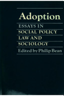 child adoption in england and finland social policy essay Adoption and safe families act stressed permanency planning for children and represented a policy shift away from family reunification and toward adoption 1998 oregon voters passed ballot measure 58 , allowing adult adoptees access to original birth certificates.