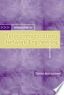 Introduction to Telecommunications Network Engineering  Second Edition