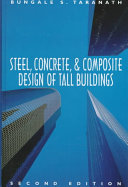 Steel  concrete  and composite design of tall buildings