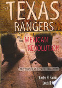 Book The Texas Rangers and the Mexican Revolution