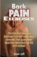 Back Pain Exercises