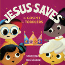 Jesus Saves Book Cover