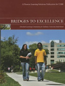 Bridges to Excellence  Custom Edition for Indiana University South Bend