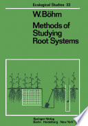 Methods Of Studying Root Systems book