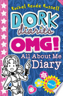 Dork Diaries Omg All About Me Diary  book