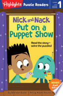 Nick and Nack Put on a Puppet Show Book PDF