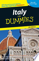 Italy For Dummies