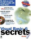 Visual Basic 6 Secrets
