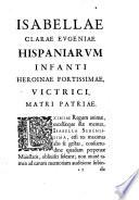 Obsidio Bredana Armis Philippi Iv Auspiciis Isabellae Ductu Ambr Spinolae Perfecta