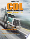 Barron s CDL Commercial Driver s License Truck Driver s Test
