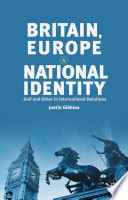 Britain  Europe and National Identity