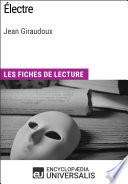 lectre de Jean Giraudoux
