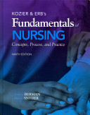 Kozier   Erb s Fundamentals of Nursing   Clinical Handbook   Student Workbook and Resource Guide