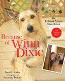 Because of Winn Dixie Movie Scrapbook