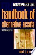 Handbook Of Alternate Assets