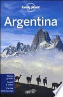 Copertina Libro Argentina
