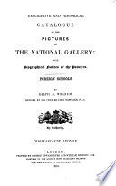 Ebook Descriptive and Historical Catalogue of the Pictures in the National Gallery : with Biographical Notices of the Painters Epub National Gallery (Great Britain),Ralph Nicholson Wornum Apps Read Mobile