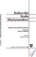 Krakowskie Studia Mi  dzynarodowe 2009 2