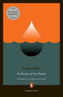 Arthur Miller s Adaptation of An Enemy of the People