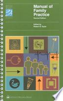 Manual of Family Practice