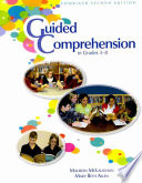 Guided Comprehension in Grades 3   8