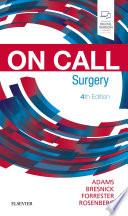 On Call Surgery E-Book